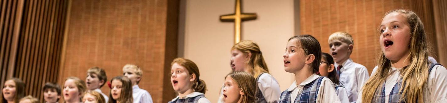 Singing for God's Glory